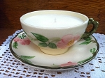 Francisan Desert Rose Teacup Candle -  SOLD OUT