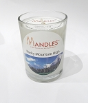 Rocky Mountain High Mandle Candles for Men  - SOLD OUT