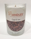 Cup O' Joe Mandle Coffee Candle for Men
