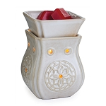 Insignia Mid-Size Illumination Candle Wax Warmer