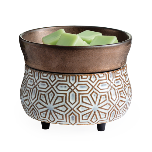 Bronze Geometric 2 In 1 Candle Warmer Wax Melter There are a lot of wax melters on the market. bronze geometric 2 in 1 candle warmer wax melter