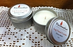 Travel Candle - 4 oz Soy Candle Tin - CLICK TO CHOOSE SCENT