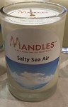 Salty Sea Air Mandle Man Candle