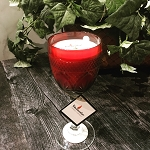 Crisp Apple Rose Soy Candle