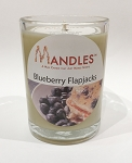 Blueberry Flapjacks Mandle Man Candle