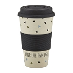 Bamboo Fiber Travel Cup - Eco Friendly!