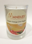 Sweet Orange Chili Pepper Mandle