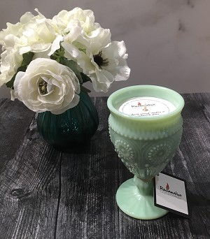 Green Goddess Soy Candle