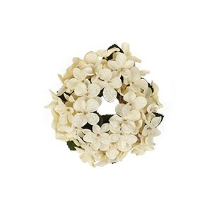 Hydrangea Candle Ring